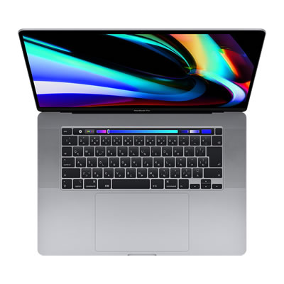 MacBook 2019年代