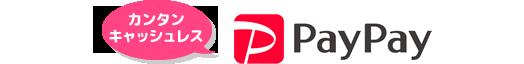 カンタン キャッシュレス PayPay・LINE PAY