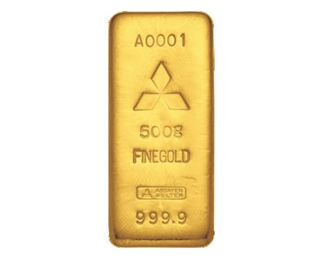 国産インゴッド500g